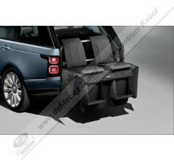 New Range Rover - SEDADLA PRO PŘÍLEŽITOSTNÉ SEZENÍ ČALOUNĚNÁ KŮŽÍ V ODSTÍNU EBONY