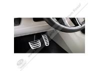 Sportovní kryty pedálů - vozidla s automatickou převodovkou - VPLHS0044