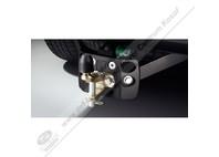 Kombinované tažné zařízení s kulovou hlavicí/čepem pro oko oje přívěsu - RTC8159