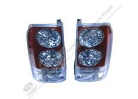 Sada zadních diodových světel - LR008052