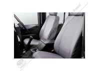 Vodě odolné potahy zadních sedadel - LR005126