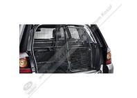 Dělicí přepážka zavazadlového prostoru s vrátky - LR002522