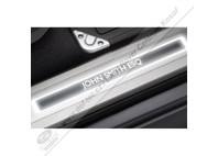 Personalizované osvětlené prahové lišty - přední pár - VPLWS0212