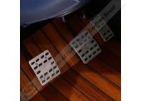 STARTECH Hliníkové nášlapy pedálů, 3 kusy (TD4 a TD5)
