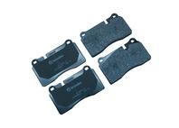 Přední brzdové destičky - SFP500070